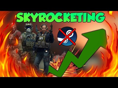 WHY PRICES ARE SKYROCKETING & HOW TO PROFIT FROM IT! 🔥💸 - STEAM MARKET BUG [CS:GO]