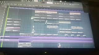 Ozuna - Se Preparo (Remake Fl Studio 2018)