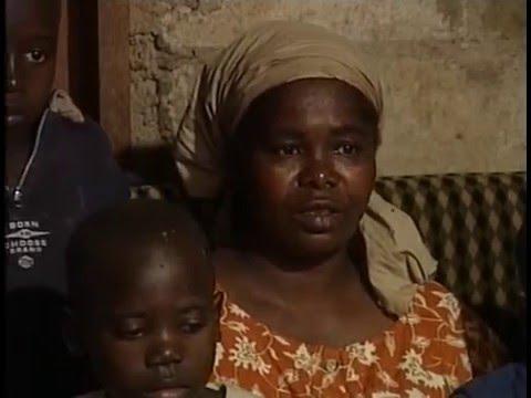 Yannick ou le pied de l'espoir. Un documentaire de Mary-Noël NIBA - 2001