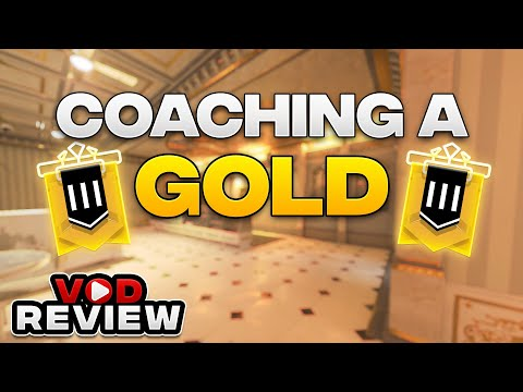 Coaching a Gold