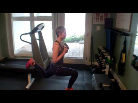 Columbia Personal Training March 2016 Workout