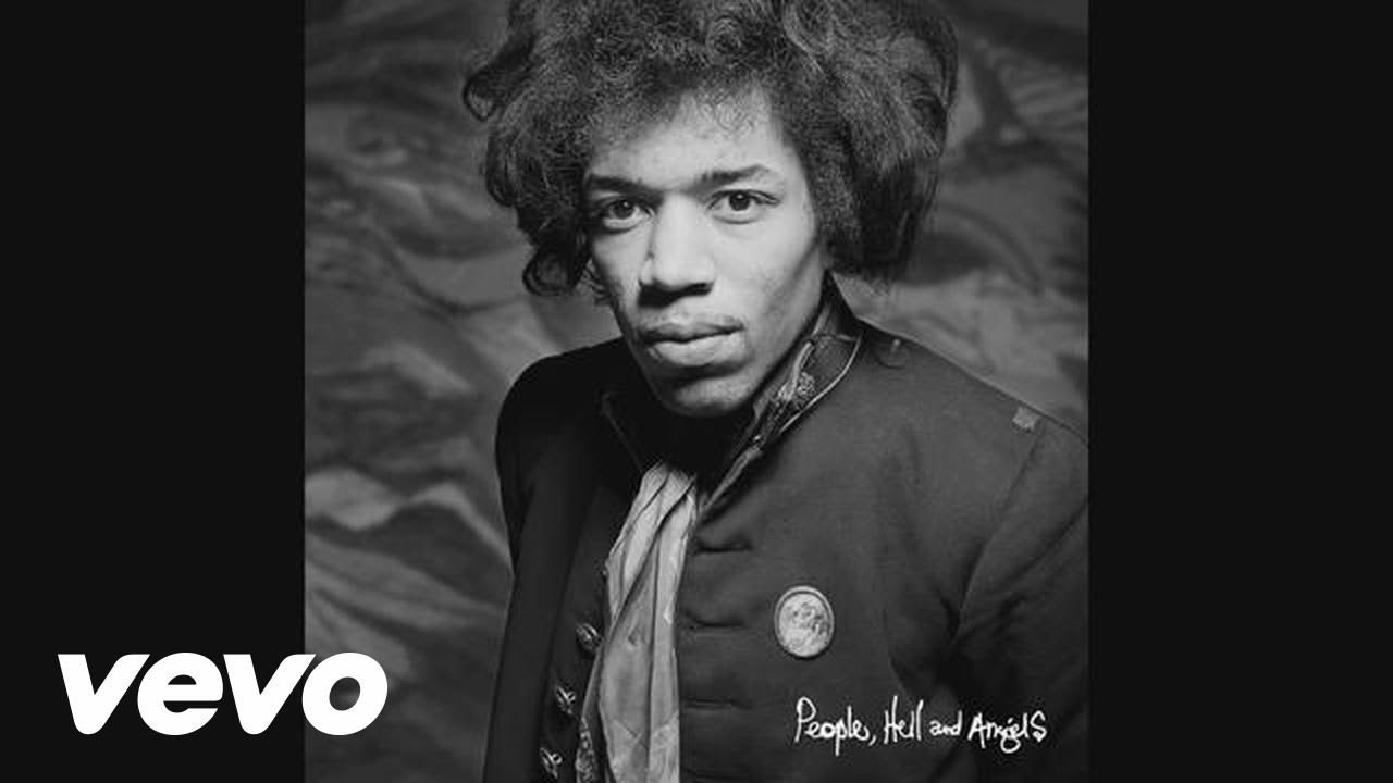 Jimi Hendrix - Somewhe...
