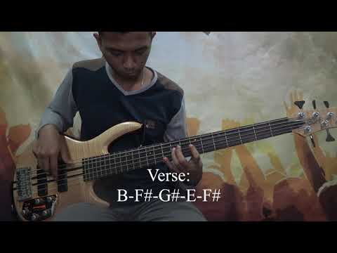 Tuhan Sanggup (God Is Able) - Hillsong Global Project Indonesia | (Bass Cover By Elisa Gamar)