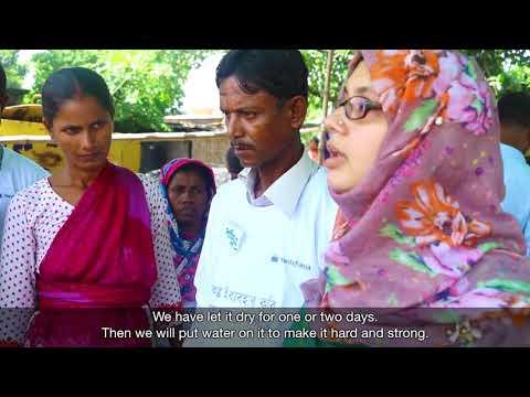 Bangladesh's Sustainable Bricks