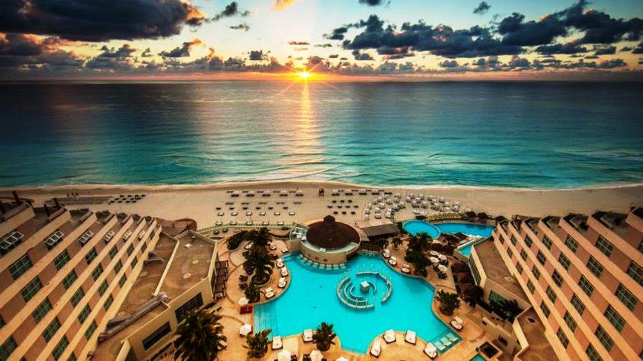 All 5 stars all inclusive hotels in canc n quintana roo for Top rated mexico all inclusive resorts