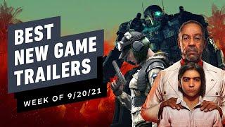 Best New Game Trailers (Week of 9/20/21)