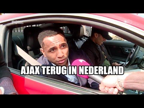 Ajax terug in Nederland