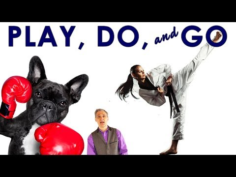 How to Use Play, Do and Go - Learn English Grammar and Vocabulary