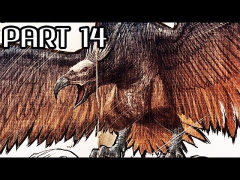 Let's Play ARK Survival Evolved Deutsch #14 - Killer-Vogel killt alles!