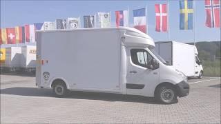 Eurobox XL s hydraulickým čelem