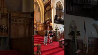 Grace Church August 15, 2021 Worship Service