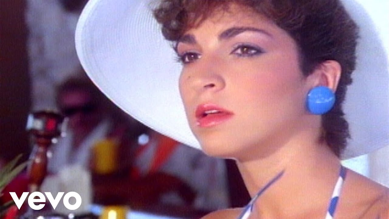 Miami Sound Machine* Gloria Estefan And Miami Sound Machine - Rhythm Is Gonna Get You
