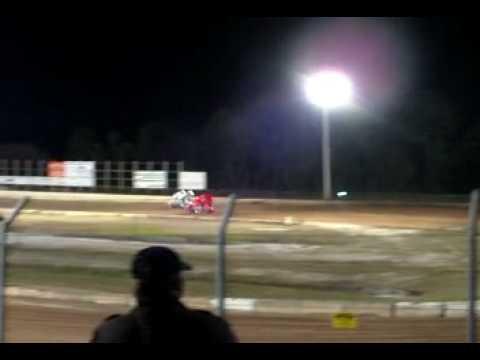 putnam county speedway 2-7 wing sprints