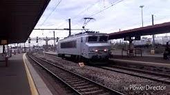 Fret - TER - Intercités - HLP - Infra en gare des Aubrais