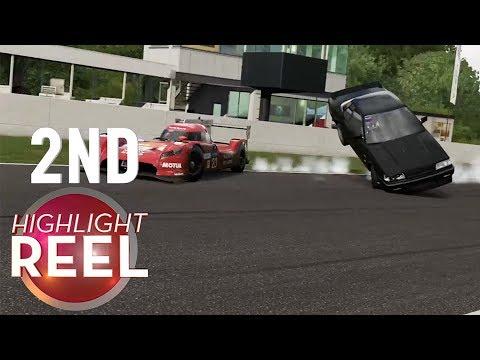 Highlight Reel #339 - Rude Pass Forza Guy