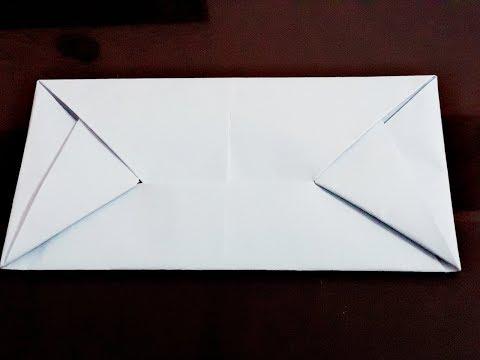Easy origami letter fold envelope ll DIY Paper envelope ll Envelope series #5