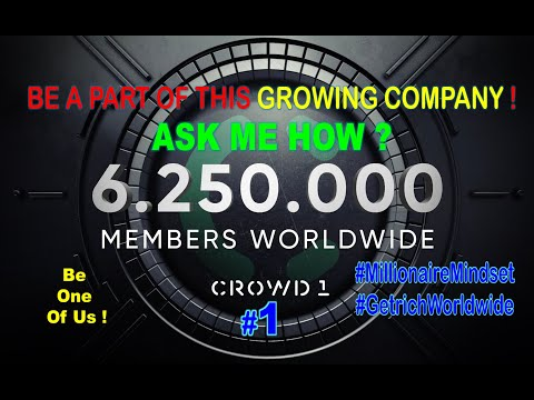 HOW TO EARN HUGE INCOME IN CROWD1❓❓❓ BY TOP DIRECTOR DANILO DELOS REYES from YouTube · Duration:  10 minutes 2 seconds