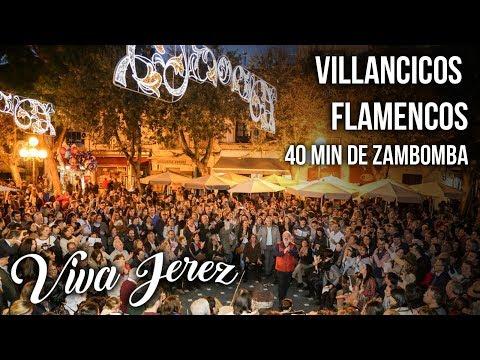 VILLANCICOS FLAMENCOS - Disco completo Zambomba de Jerez