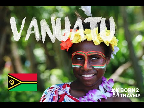 2 MINUTES IN VANUATU BY BORN2TRAVEL IT