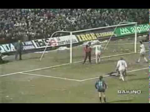 UEFA Cup 1983/1984 - Inter vs. Austria Wien (1:1)