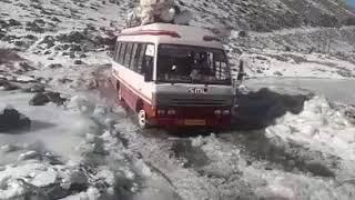 Winters in Leh Ladakh