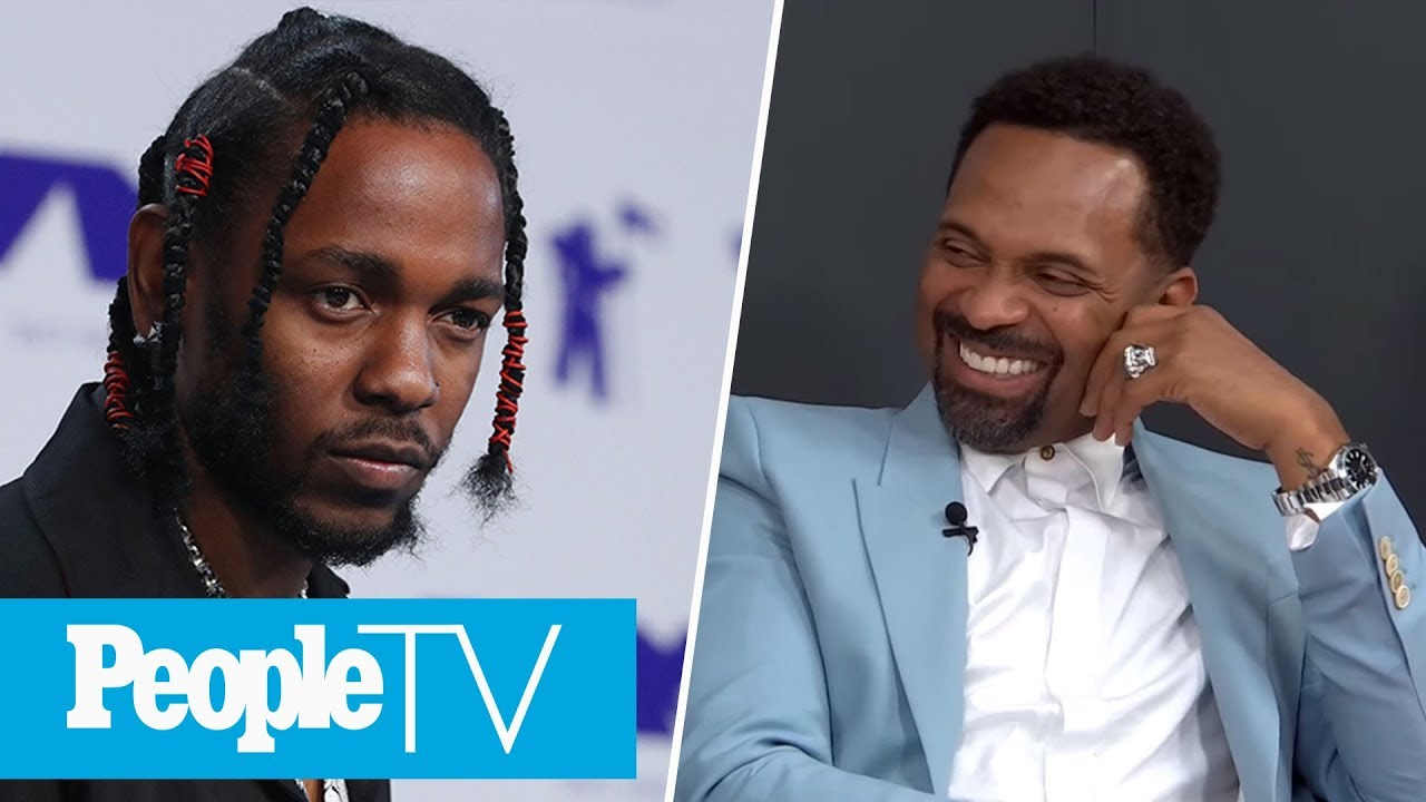 Mike Epps Dishes On Working With Kendrick Lamar   PeopleTV