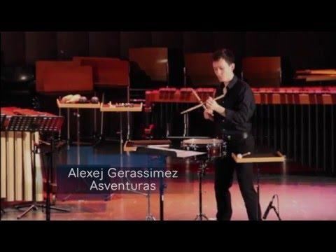 Alexej Gerassimez - Asventuras