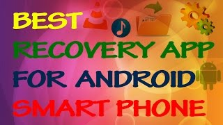 Best Recovery App For Android Device