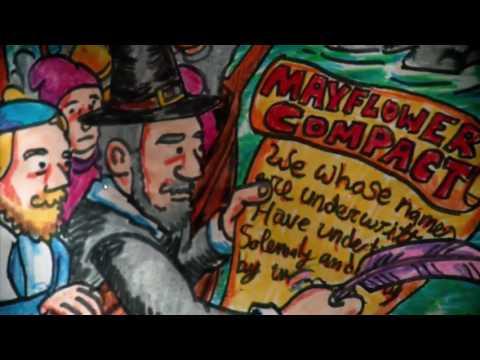 Jeffery Lewis Mayflower Song
