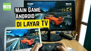 Video Cara Menghubungkan Android ke TV atau Monitor via HDMI [Screen Mirroring - MHL] download MP3, 3GP, MP4, WEBM, AVI, FLV Agustus 2018