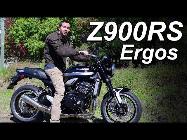 2021 Kawasaki Z900RS | Ergonomics & Rider Fit