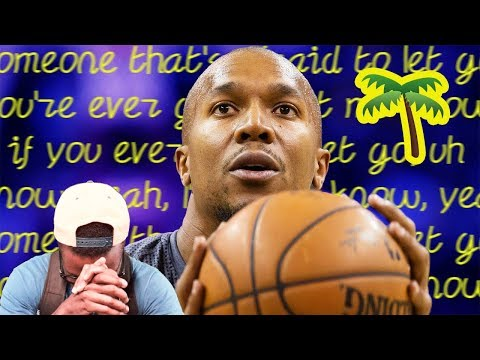 """DAVID WEST """"OFFICIAL"""" FAREWELL TRIBUTE! NOT OUR VET?! GOLDEN STATE WARRIORS!"""