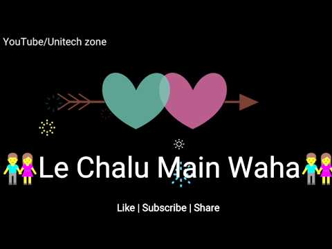 👫 TERA MERA JAHAN ❤ Female Version ❤ New : Sad 😞 : Love ❤WhatsApp Status VIDEO