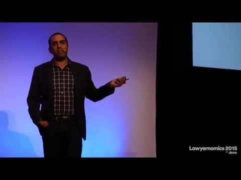 Lawyernomics 2015: Avvo Product Keynote: New Tools to Win New Business with Sachin Bhatia