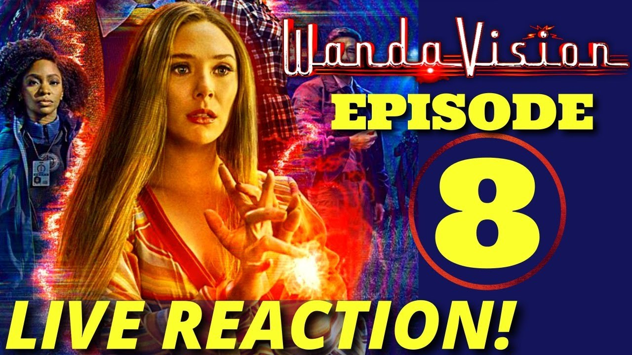 WandaVision release dates: When does episode 8 hit Disney Plus?