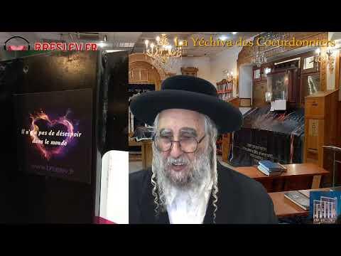 Les Contes de Rabbi Nahman: La Princesse disparue cours 49 (10/08/20)