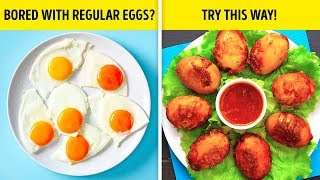 20 SPECTACULAR EGG RECIPES THAT'LL SATISFY EVERYONE