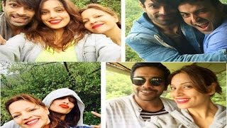 Bipasha Basu Karan Singh Grover Holiday in a Rain Forest