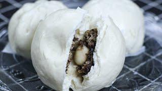 Bánh Bao Nhân Thịt Trứng Cút Làm Dễ Lắm | Meat Dumplings