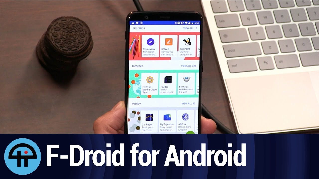 F-Droid for Android