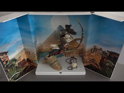 Assassins Creed: Origins Collector's Case Unboxing