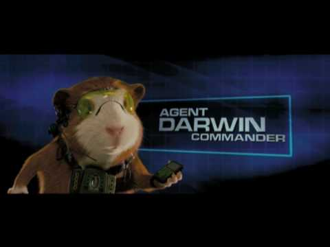 G Force Trailer G Force Movie Trailer Youtube