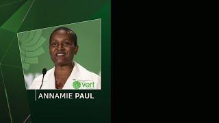 Portrait d'Annamie Paul, la nouvelle cheffe du Parti vert