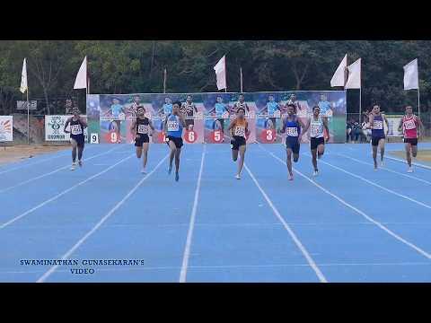 BOY''S U16  400m  RUN FINAL. 33rdNational Junior Athletics Championships 2017
