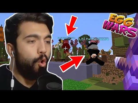 SIRAYLA BAM BAM !!! | Minecraft: EGG WARS