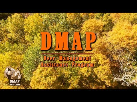 Create Your Wildlife Habitat Plan With DMAP