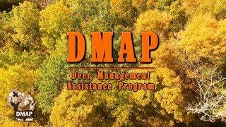 Erstellen Sie Ihrer Tierwelt Lebensraum plan mit DMAP