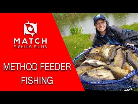 Method Feeder Fishing For Carp And F1s - With Joe Carass