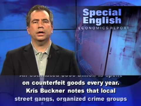 Criminals, Terrorists Often Have Ties to Counterfeit Goods