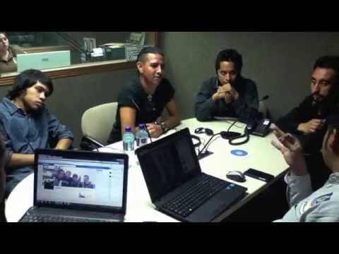 Entrevista a Vannister en Radio Universidad Completa